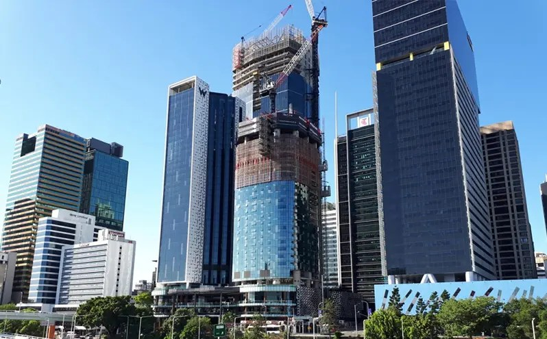 The Skys The Limit A Look At Brisbanes Towering Cbd