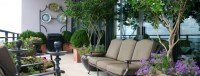Balcony, Rooftop, and Patio Gardens | Bennett Design