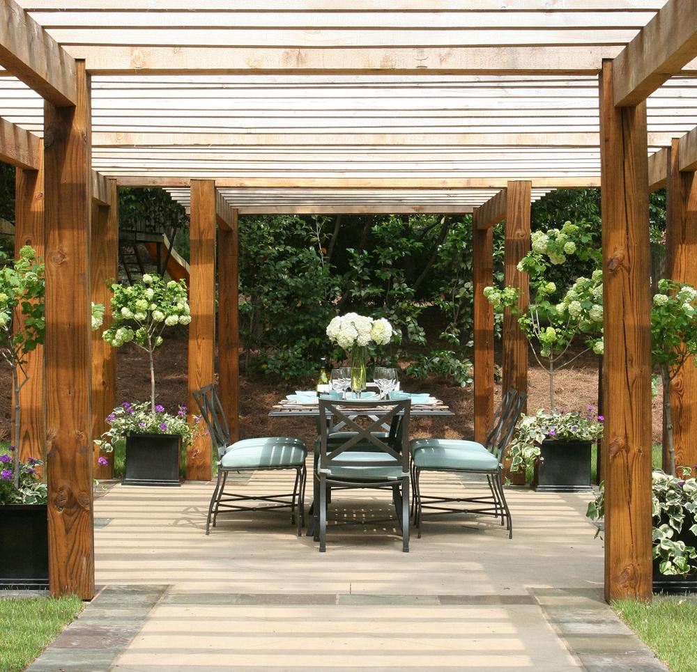Peachtree Park Arbor  Bennett Design