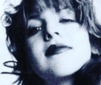 Poems of courtly love (not Courtney Love, pictured)—the opposite of the dismal science