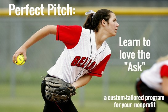 Perfect Pitch - learn to love the Ask