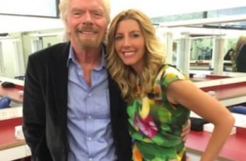 Sara Blakely, a courageous entrepreneur