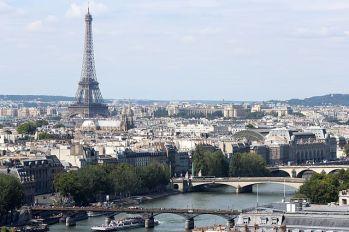 lyrics about Paris