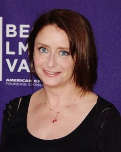 Rachel Dratch is a reluctant writer