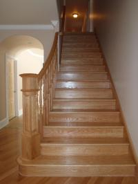 Bennett Stair Company, Inc. - Curved Stairs