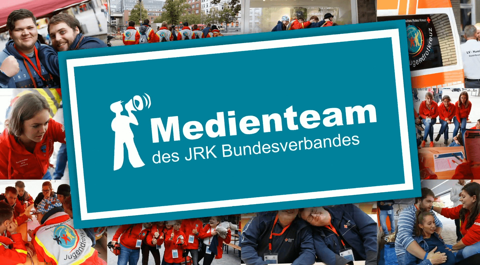 Jugendrotkreuz Medienteam des Bundesverbandes
