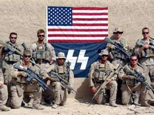 Nazi US Marines