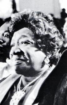 Alberta Williams King, the mother of MLK