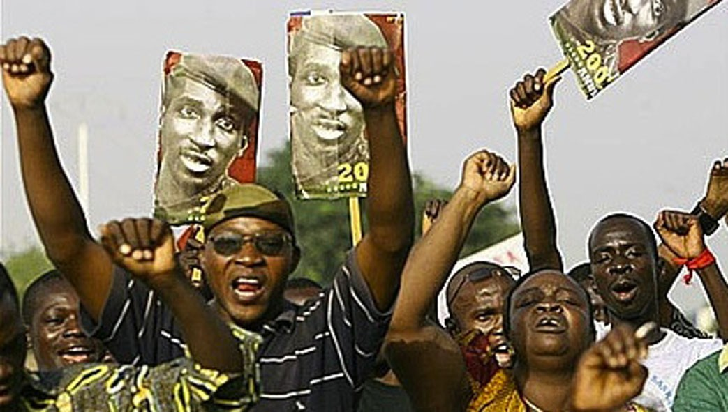 Thomas Sankara's Brother on the 2014 Burkina Faso Revolution