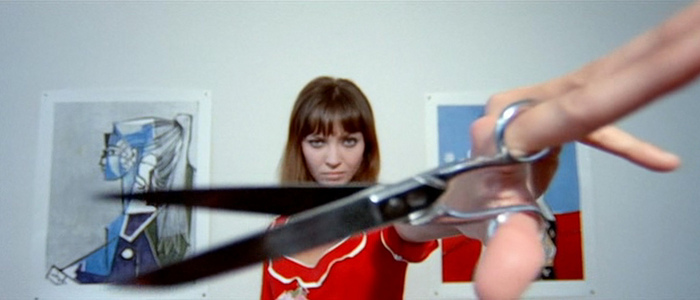 "Highlights and quotes from Jean-Luc Godard's ""Pierrot le fou"""