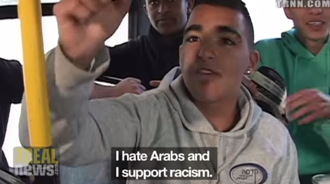 Study: Israeli Teenagers Are Violently Racist, and Proud of It