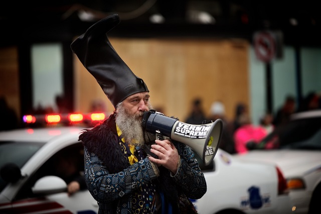 2016 US Presidential Election Endorsement: Vermin Supreme