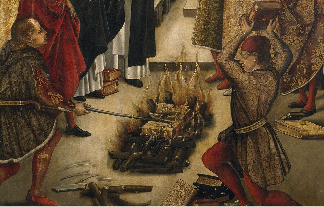 The Other 1492: Christian Book Burning, Jewish & Muslim Expulsion