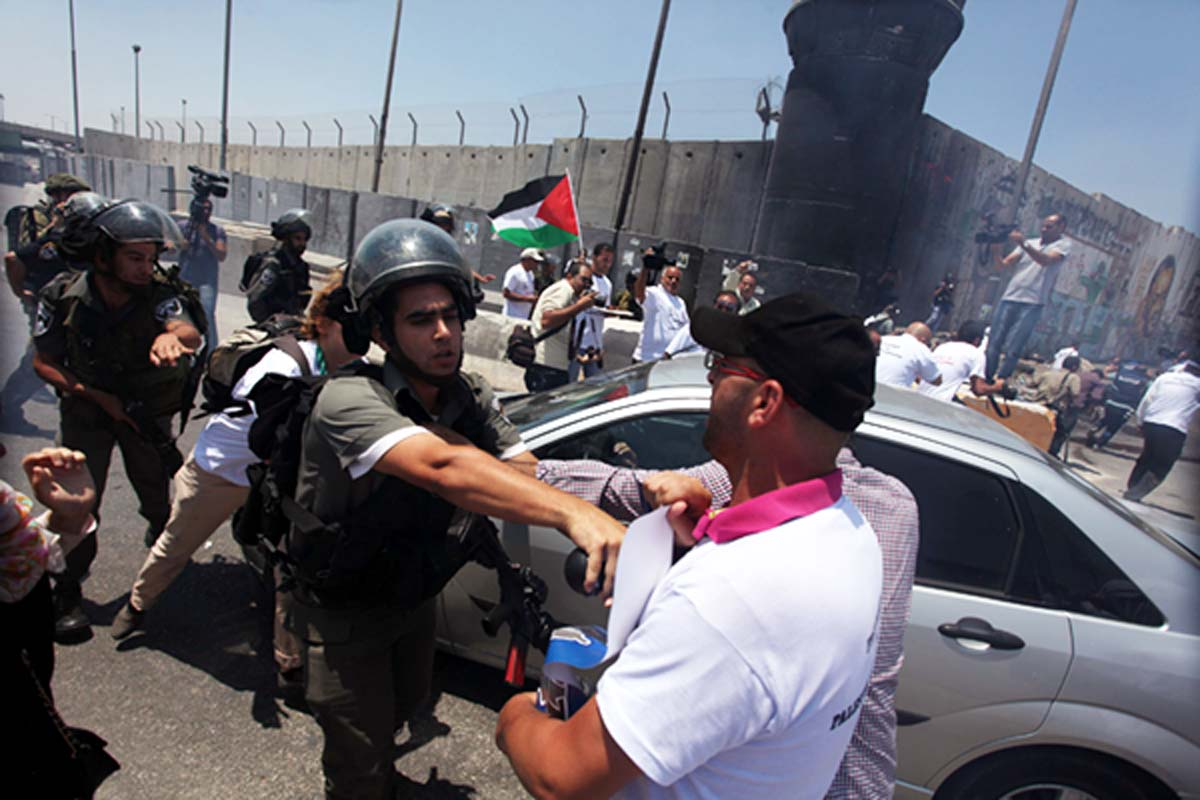 Israel Celebrates World Press Freedom Day by Attacking Palestinian Journalists