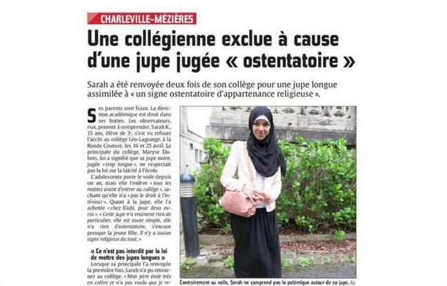 France's 'Laïcité': Discriminate Against Muslims While Funding Catholic Schools