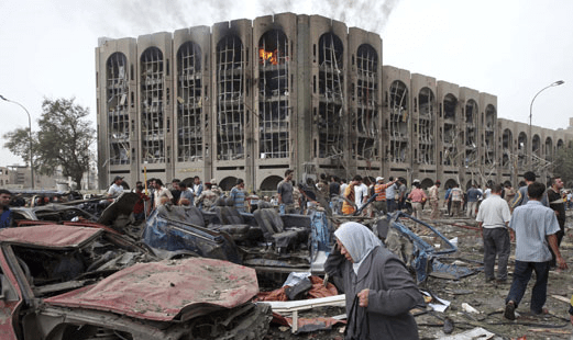 """Baghdad """"Health System Collapsed,"""" """"Most Doctors Have Left"""" in Wake of US Occupation"""