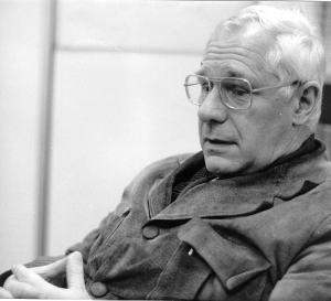 Economist Andre Gunder Frank, a former student and later harsh critic of Milton Friedman