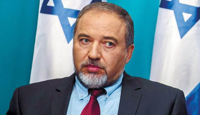 Avigdor Lieberman, One of Israel's Most Extreme, Far-Right Ministers, Wants More War
