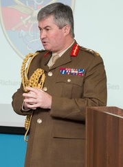 UK General Richard Barrons