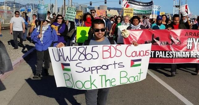 California Students Resist Authorities' Attempt to Conflate Criticism of Israel with Anti-Semitism