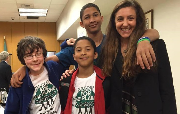Washington Youth Win Unprecedented Climate Change Lawsuit
