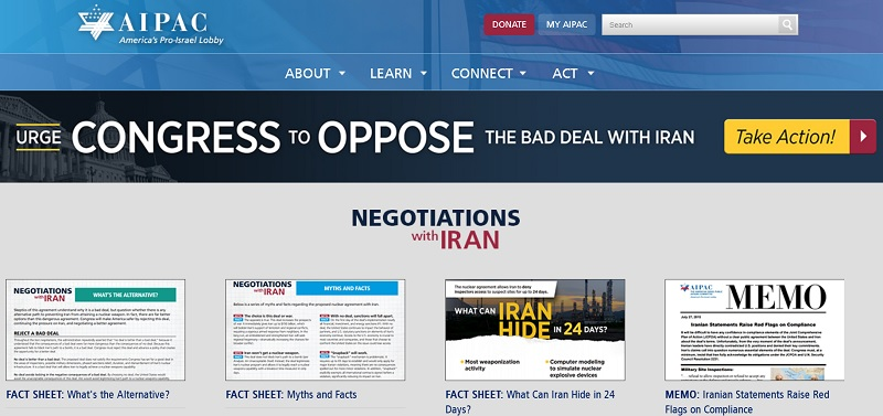AIPAC Taking All but 3 Freshmen Congresspeople to Israel to Sabotage Iran Deal