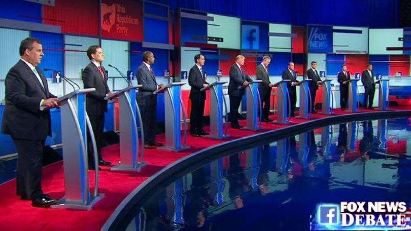 Highlights from First 2016 GOP Presidential Debates