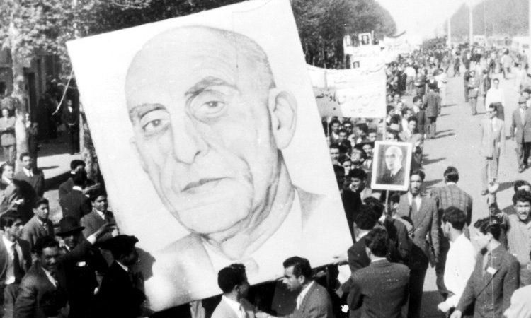 The West Overthrew Iranian Democracy 62 Years Ago
