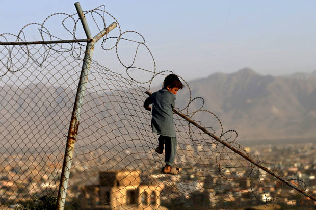 World ignores plight of Afghan refugees and victims of war