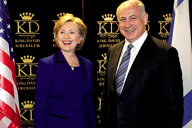 """""""I don't think she can call herself a feminist"""": Palestinian blasts Hillary Clinton for """"selective"""" feminism"""