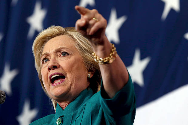 Hillary the Hawk does it again: Asked about her Wall Street ties, Clinton again invoked 9/11