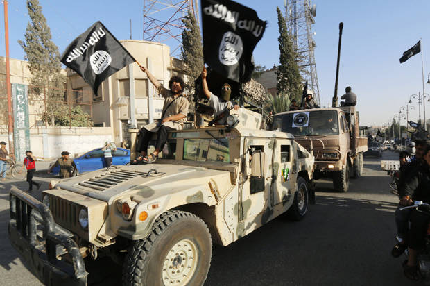 """""""Strikes on ISIS are a trap"""": Journalist held hostage by ISIS warns bombing is helping it"""