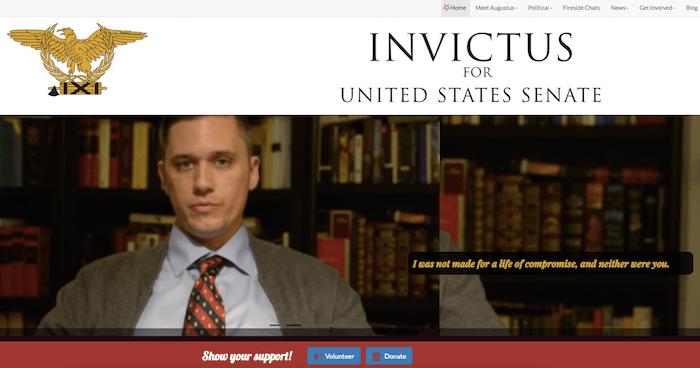 invictus website