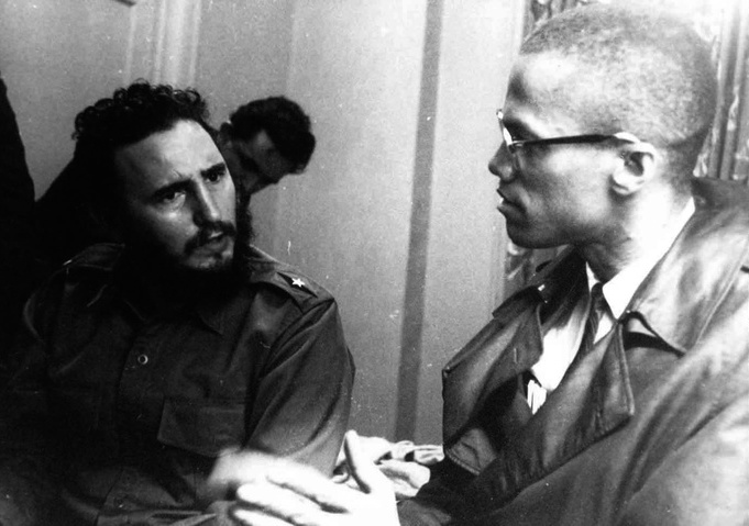 """Malcolm X on lesser evilism: """"It isn't a president who can help or hurt; it is the system"""""""