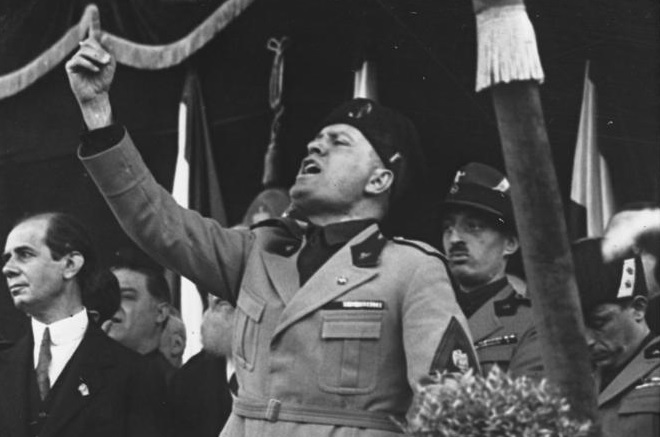 Vanderbilt and Mussolini on a Murderous Joyride: A Synecdoche for the US Relationship to Fascism