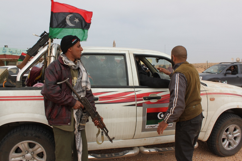 Libyan Women Banned from Traveling in Area Ruled by CIA-Linked Warlord, 6 Years After NATO 'Humanitarian' Regime Change