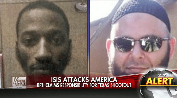FBI Instigated First ISIS Attack on U.S. Soil, Had Agent Feet Away from Garland, Texas Shooters