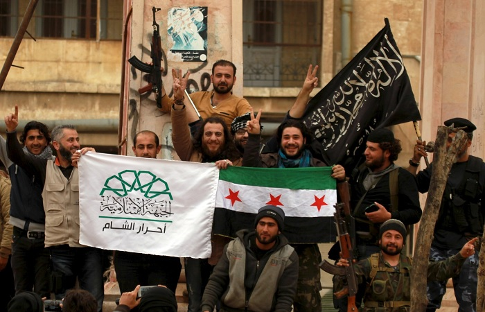 "On Syrian war, extremist Salafi rebels, ""Arab Spring,"" US hypocrisy, Saudi Arabia — Interview on Dead Pundits Society"