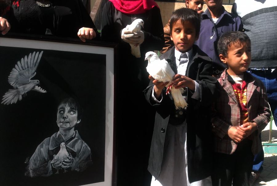 Preventable deaths of 63,000 Yemeni children in 2016 don't spark outcry