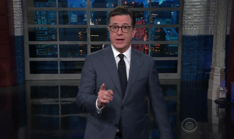 "Liberal icon Stephen Colbert: ""We miss"" right-wing fanatic Ronald Reagan, a ""good man"" (oh yes, and war criminal)"