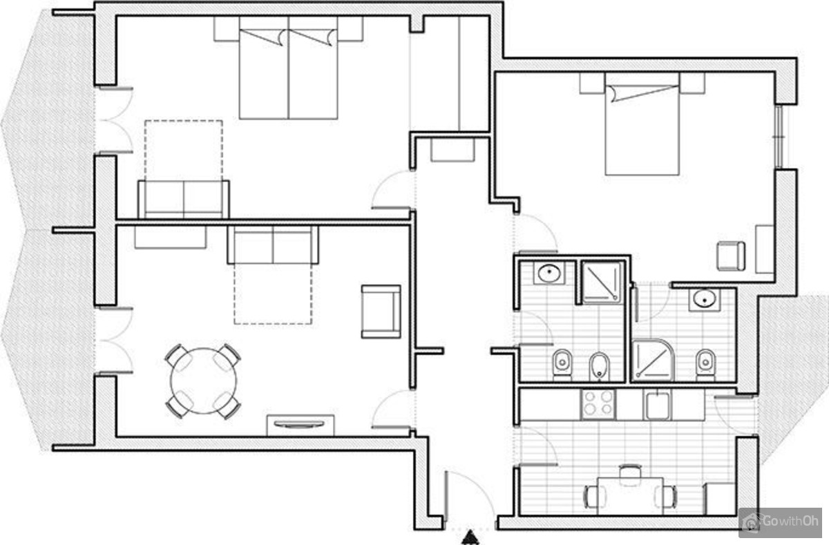 Spacious Apartment Near The Vatican City
