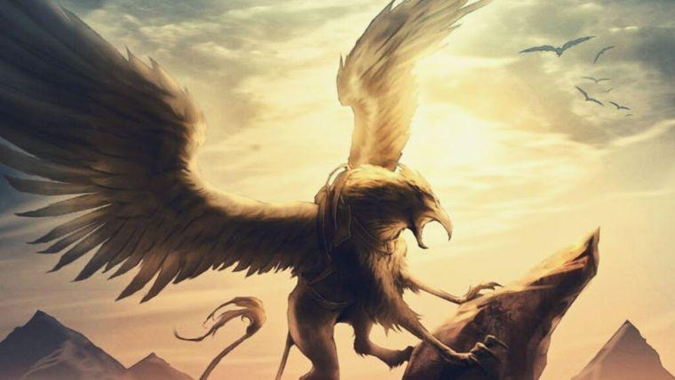 mythological creatures