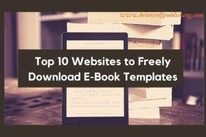 download e-book templates