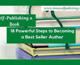 self-publishing a book