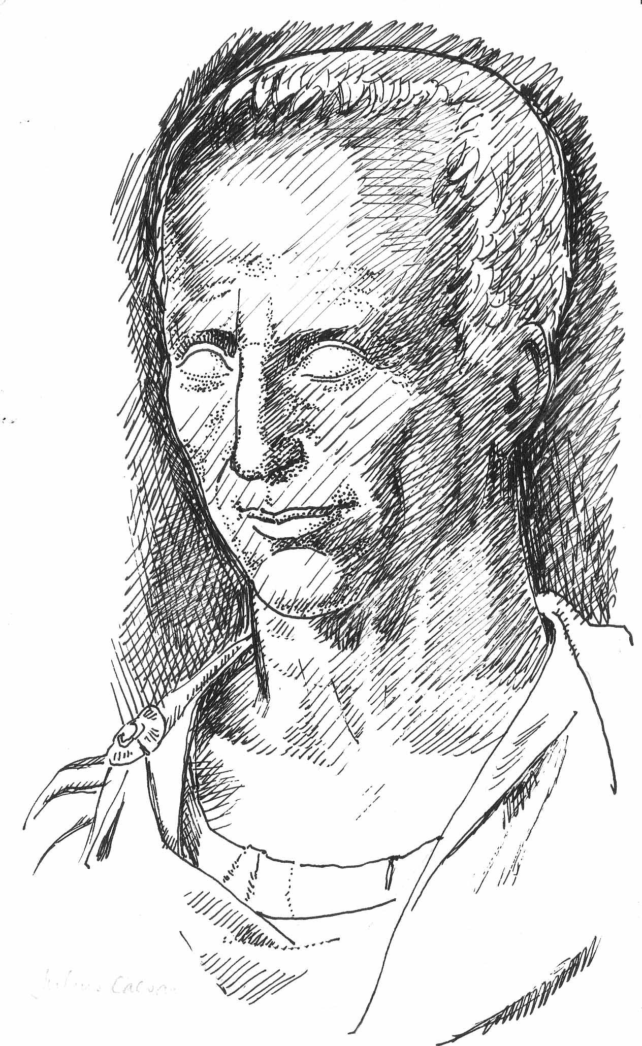 Pen Portrait Julius Caesar