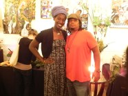 Bryant & Artist Meagan Simone
