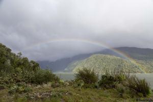 Arc-en-ciel, Mon voyage en Argentine