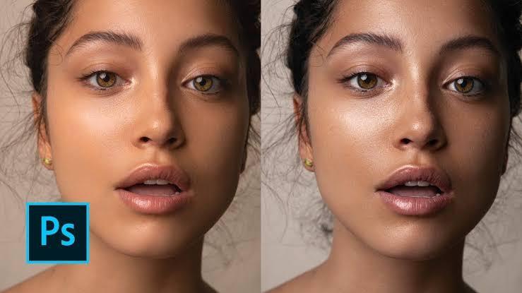 Adobe Photoshop Tutorial: Make your skin smooth