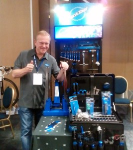 Roger Olson / PARK TOOL International Sales Director