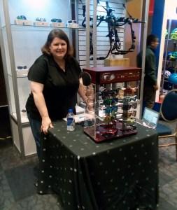 Lori Ennis / TIFOSI International Sales Director